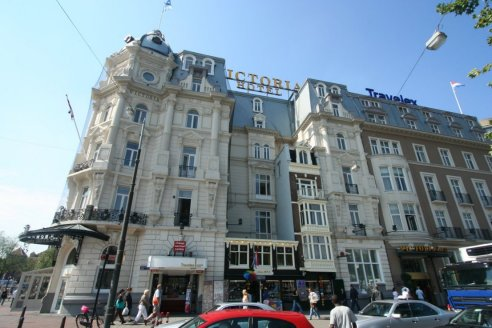 Victoria Hotel Amsterdam Descarga De Fotos